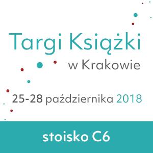 Zapraszamy na Targi Książki w Krakowie