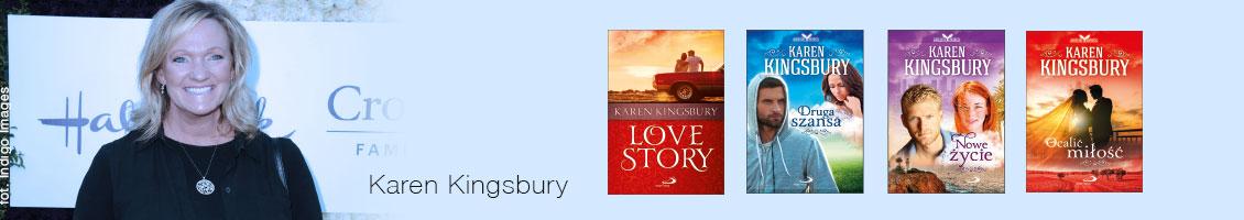 Polecamy książki Karen Kingsbury