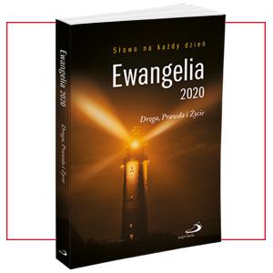 Ewangelia 2020 = codzienny kontakt z Bożym słowem