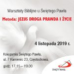 Warsztaty biblijne u Świętego Pawła