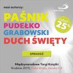 Stoisko C8 – Edycja Świętego Pawła na targach w Krakowie