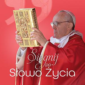 """""""Niedziela Słowa Bożego""""  pomoc liturgiczno-duszpasterska"""
